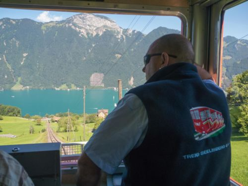 APV Reise 2013 - Innerschweiz